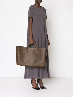 Большая Сумка-Тоут Co                                                                                                              коричневый цвет