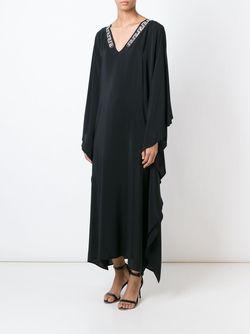 Плаье-Кафтан Versace                                                                                                              чёрный цвет