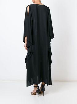 Плаье-Кафтан Versace                                                                                                              черный цвет