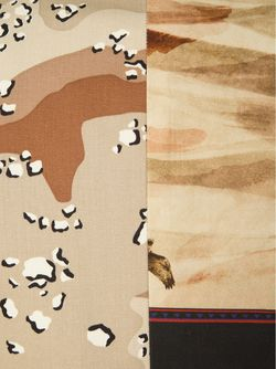 Блейзер Со Смешанным Принтом Yoshio Kubo                                                                                                              Nude & Neutrals цвет