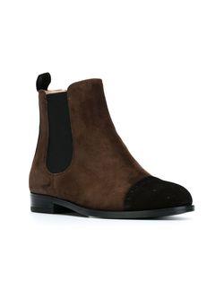 Ботинки Anna Beatle Anna Baiguera                                                                                                              коричневый цвет