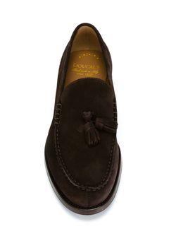 Лоферы С Бахромой Doucal's                                                                                                              коричневый цвет