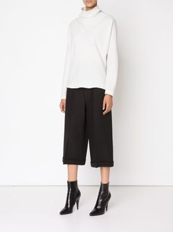 Tailored Culottes Valentino                                                                                                              чёрный цвет