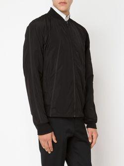 Grosgrain Band Bomber Jacket Christopher Raeburn                                                                                                              чёрный цвет
