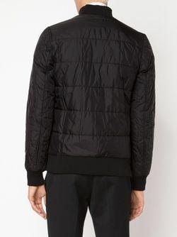 Padded Bomber Jacket Christopher Raeburn                                                                                                              чёрный цвет