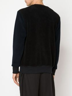 Crew Neck Sweatshirt Christopher Raeburn                                                                                                              чёрный цвет
