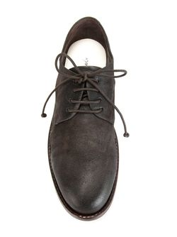 Туфли Дерби Marsell                                                                                                              коричневый цвет