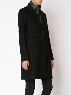 Chesterfield Dickey Coat Veronica Beard                                                                                                              черный цвет