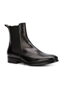 Ботинки Челси По Щиколотку Buttero                                                                                                              чёрный цвет