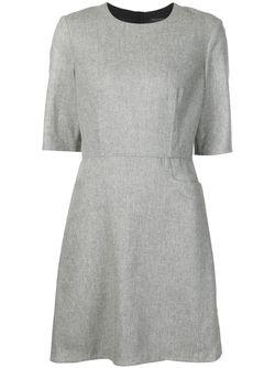 Платье-Шифт С Передними Карманами Rag & Bone                                                                                                              серый цвет
