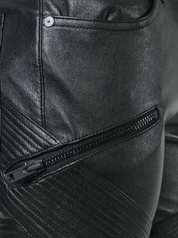 Леггинсы С Панельным Дизайном J Brand                                                                                                              чёрный цвет