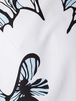 Топ С Цветочным Принтом SCANLAN THEODORE                                                                                                              белый цвет