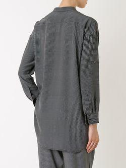 Блузка С Узором В Горох SCANLAN THEODORE                                                                                                              чёрный цвет