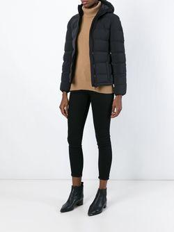 Дутая Куртка Aspesi                                                                                                              черный цвет