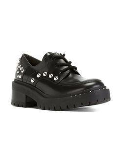 Туфли На Шнуровке Jungle Kenzo                                                                                                              черный цвет