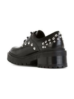 Туфли На Шнуровке Jungle Kenzo                                                                                                              чёрный цвет