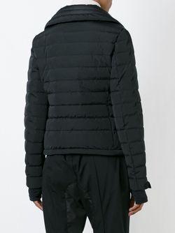 Пуховик На Молнии Moncler Grenoble                                                                                                              чёрный цвет