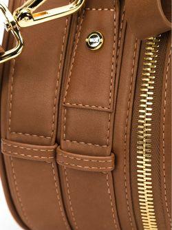 Сумка-Тоут V VALAS                                                                                                              коричневый цвет