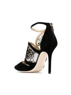 Туфли Fyber Jimmy Choo                                                                                                              черный цвет