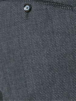 Классические Брюки Pt01                                                                                                              черный цвет