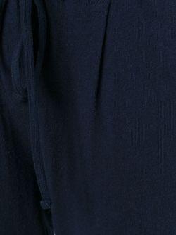 Спортивные Брюки С Поясом Со Шнурком Tsumori Chisato                                                                                                              синий цвет