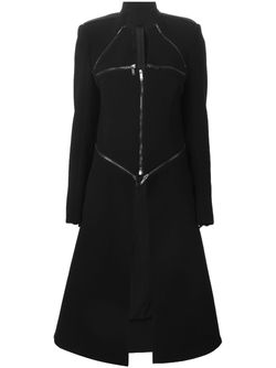 Пальто Со Съемной Панелью Gareth Pugh                                                                                                              чёрный цвет
