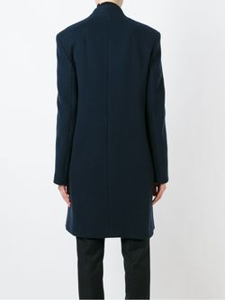 Классическое Пальто Maison Margiela                                                                                                              синий цвет