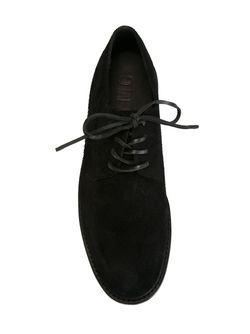 Туфли Дерби YMC                                                                                                              чёрный цвет