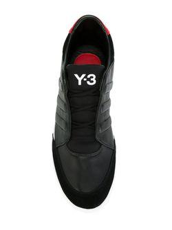 Кеды Honja Y-3                                                                                                              черный цвет