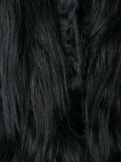 Длинный Жилет Maison Margiela                                                                                                              черный цвет
