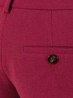 Укороченные Брюки Emilio Pucci                                                                                                              красный цвет