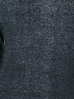 Вязаный Свитер-Водолазка Avant Toi                                                                                                              серый цвет