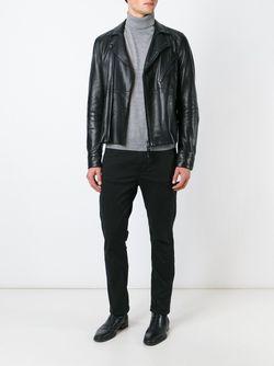 Классические Брюки-Чинос Nudie Jeans Co                                                                                                              черный цвет