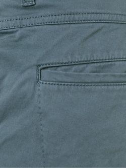Классические Брюки-Чинос Nudie Jeans Co                                                                                                              серый цвет