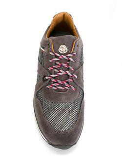 Кроссовки Fabien Moncler                                                                                                              серый цвет