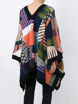 Накидка С Лоскутным Дизайном Chloe                                                                                                              многоцветный цвет