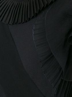 Футболка С Рюшами No21                                                                                                              черный цвет