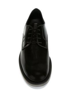 Классические Туфли Дерби Tod'S                                                                                                              чёрный цвет