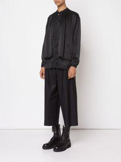 Многослойная Рубашка UMITUNAL                                                                                                              чёрный цвет