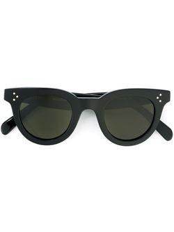 Солнцезащитные Очки Anna Céline                                                                                                              черный цвет