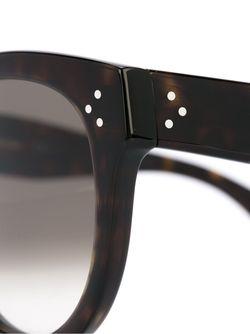 Солнцезащитные Очки Audrey Céline                                                                                                              коричневый цвет