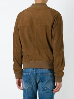 Куртка-Бомбер Ami Alexandre Mattiussi                                                                                                              синий цвет