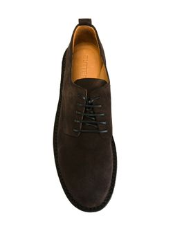 Classic Derby Shoes Buttero                                                                                                              коричневый цвет