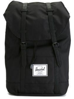 Рюкзак Retreat Herschel Supply Co.                                                                                                              чёрный цвет