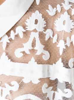 Рубашка С Кружевными Вставками Sonia By Sonia Rykiel                                                                                                              белый цвет