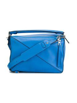 Сумка-Тоут Puzzle Loewe                                                                                                              синий цвет