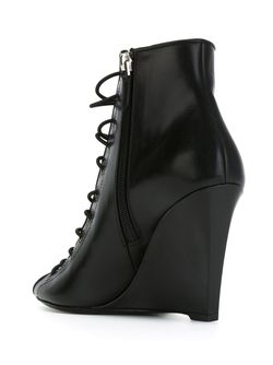 Туфли На Танкетке Givenchy                                                                                                              чёрный цвет
