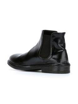 Ботинки Челси Alberto Fasciani                                                                                                              чёрный цвет