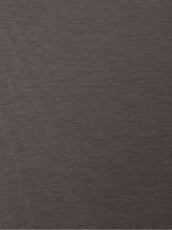 Драпированная Футболка RICK OWENS DRKSHDW                                                                                                              серый цвет