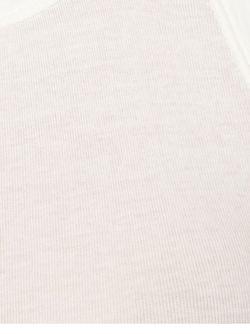 Удлиненный Топ RICK OWENS DRKSHDW                                                                                                              белый цвет
